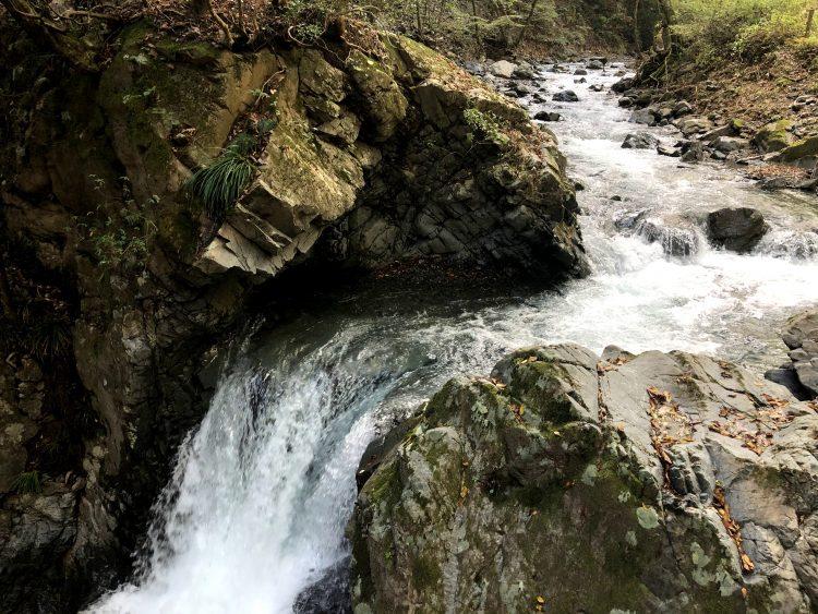 「NIPPONIA 小菅 源流の村」近くの観光スポット・白沢滝